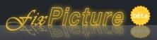 fixpicture, otro editor online, en este caso de XNView