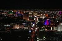 Las Vegas: plano con la ubicación de los casinos (que en realidad no están en Las Vegas)