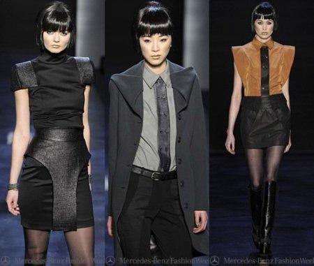 Semana de la Moda de Nueva York Toni Francesc Invierno 2010