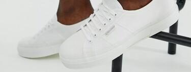 Estas zapatillas blancas de Calvin Klein, Tommy Hilfiger, Jack & Jones y más son de lona, frescas y muy cool