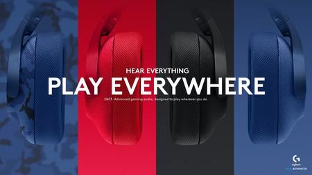 Logitech presenta su nuevo auricular para los jugones de la casa con tecnología DTS Headphone:X 7.1