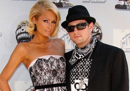 Paris Hilton y Benji Madden rompen