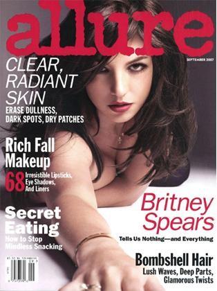 Britney Spears en Allure