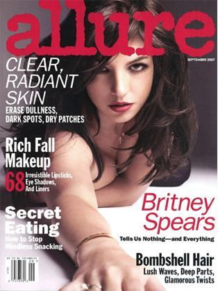 Britney Spears en Allure