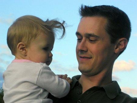 La cercanía del padre, beneficiosa para el desarrollo del niño