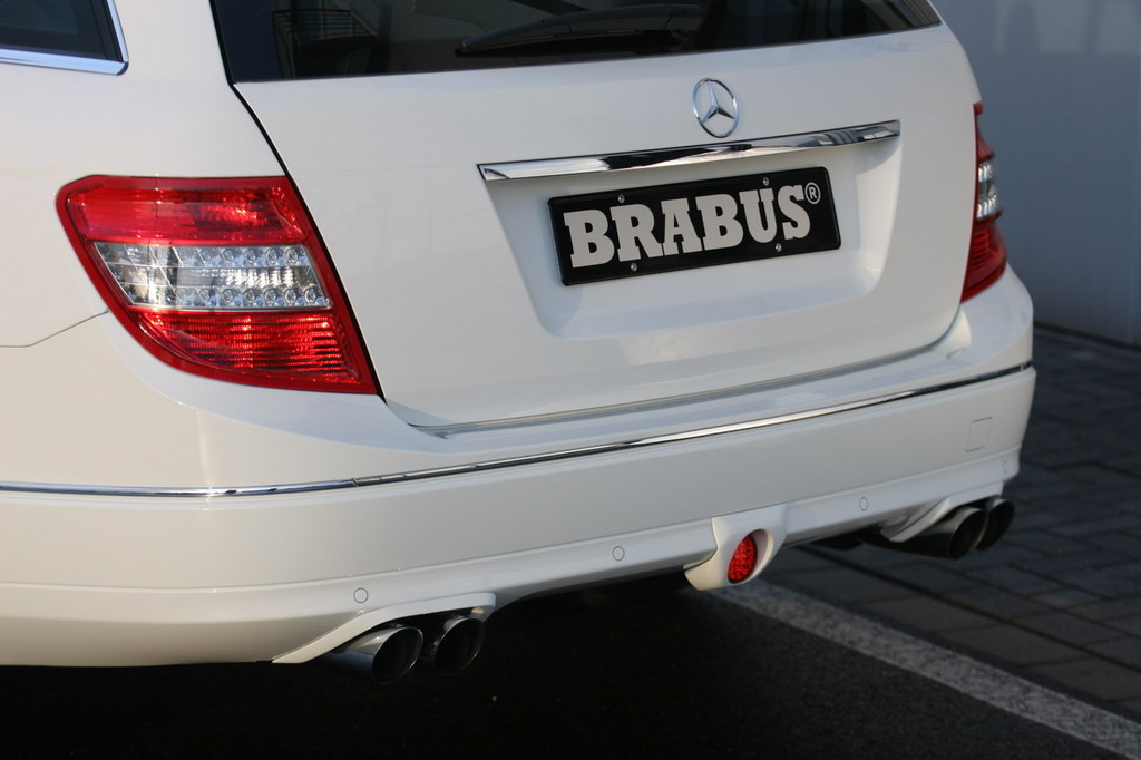 Foto de Mercedes Clase C Estate por Brabus (5/13)