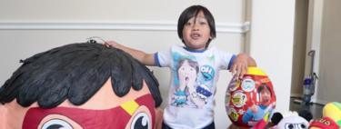 Los niños youtubers más influyentes con menos de 13 años