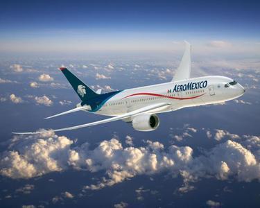 Aeromexico se asocia con Gogo para ofrecer internet y entretenimiento a bordo