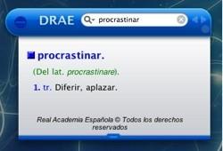 DRAEÚtil: Estupendo widget para consultar el diccionario de la Real Academia Española