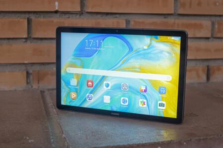 La tableta Huawei MediaPad M6 con pantalla 2K está de oferta por 100 euros menos en Amazon, alcanzando su precio mínimo histórico
