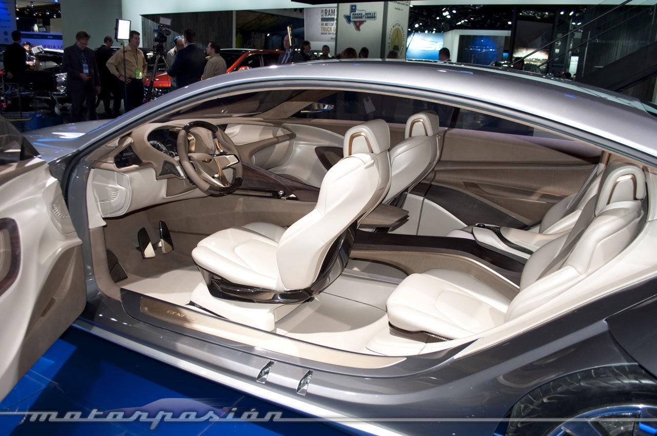 Foto de Hyundai HCD-14 Concept en el Salón de Detroit 2013 (5/7)