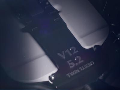 Aston Martin tiene nuevo V12 biturbo. Y puedes escucharlo aquí