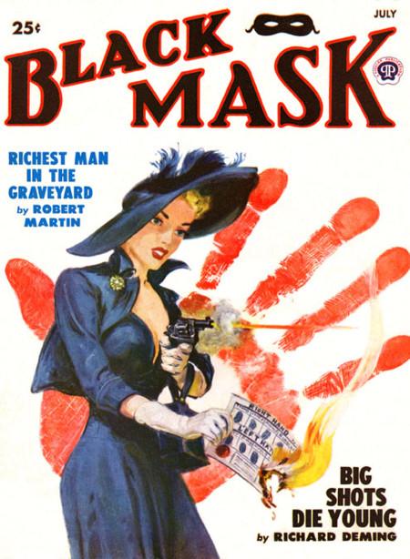Black Mask: la revolución de la literatura pulp