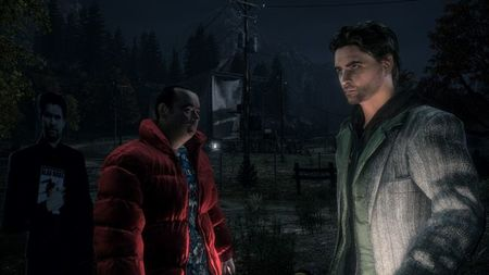 'Alan Wake' al completo se promociona en Steam. ¡A escribir!