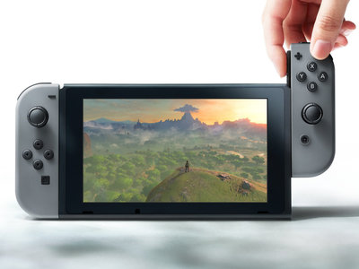 Todo sobre Nintendo Switch