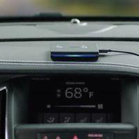 Amazon Echo Auto, el Alexa para coches que quiere 'controlarlo' todo