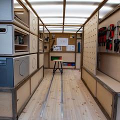 Foto 7 de 12 de la galería nissan-nv300-concept en Motorpasión