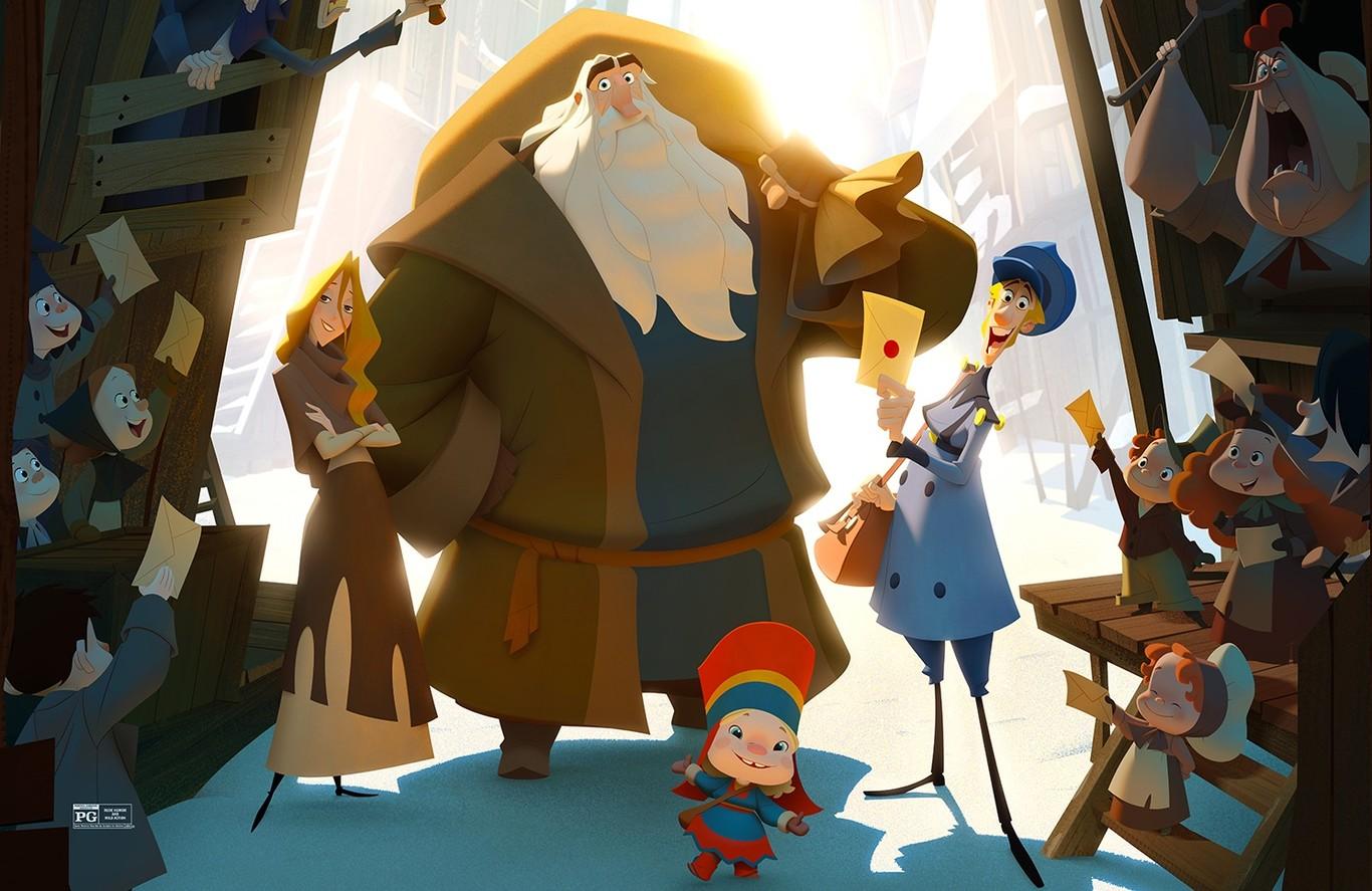 Klaus (2019) crítica: Netflix da en la diana con su primera película  española de animación, una entrañable y divertida propuesta navideña