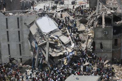 """""""La opinión pública ha conseguido que las empresas actúen tras la catástrofe de Bangladés"""", Isidor Boix Lluch"""
