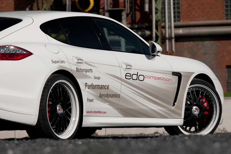 Foto de Porsche Panamera Turbo S por edo competition (18/28)