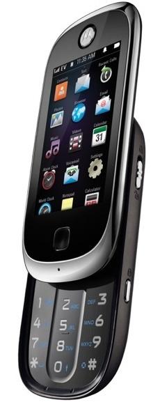Motorola Evoke QA4 ¿más vale tarde que nunca?