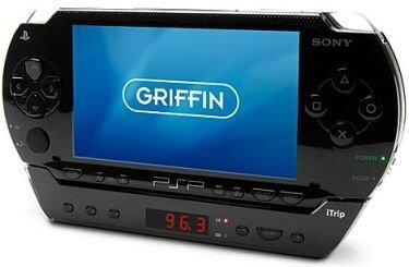 Versión del iTrip para la PSP