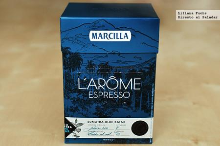 Marcilla L' Arôme Blue Batak Edición Limitada. Cata de café