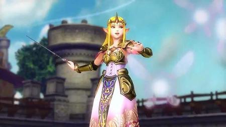 Zelda muestra nuevos ataques inspirados en The Wind Waker en Hyrule Warriors