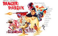 Cómic en cine: 'Diabolik', de Mario Bava