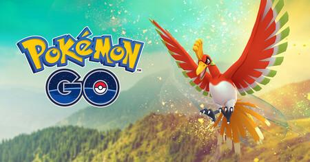 Pokémon GO: cómo conseguir a Ho-Oh en el evento Celebración de la Región de Johto