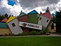 Puzzling World: el mundo de las ilusiones en Nueva Zelanda