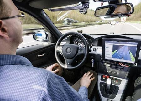 Bosch prueba la conducción autónoma en tráfico real en Alemania