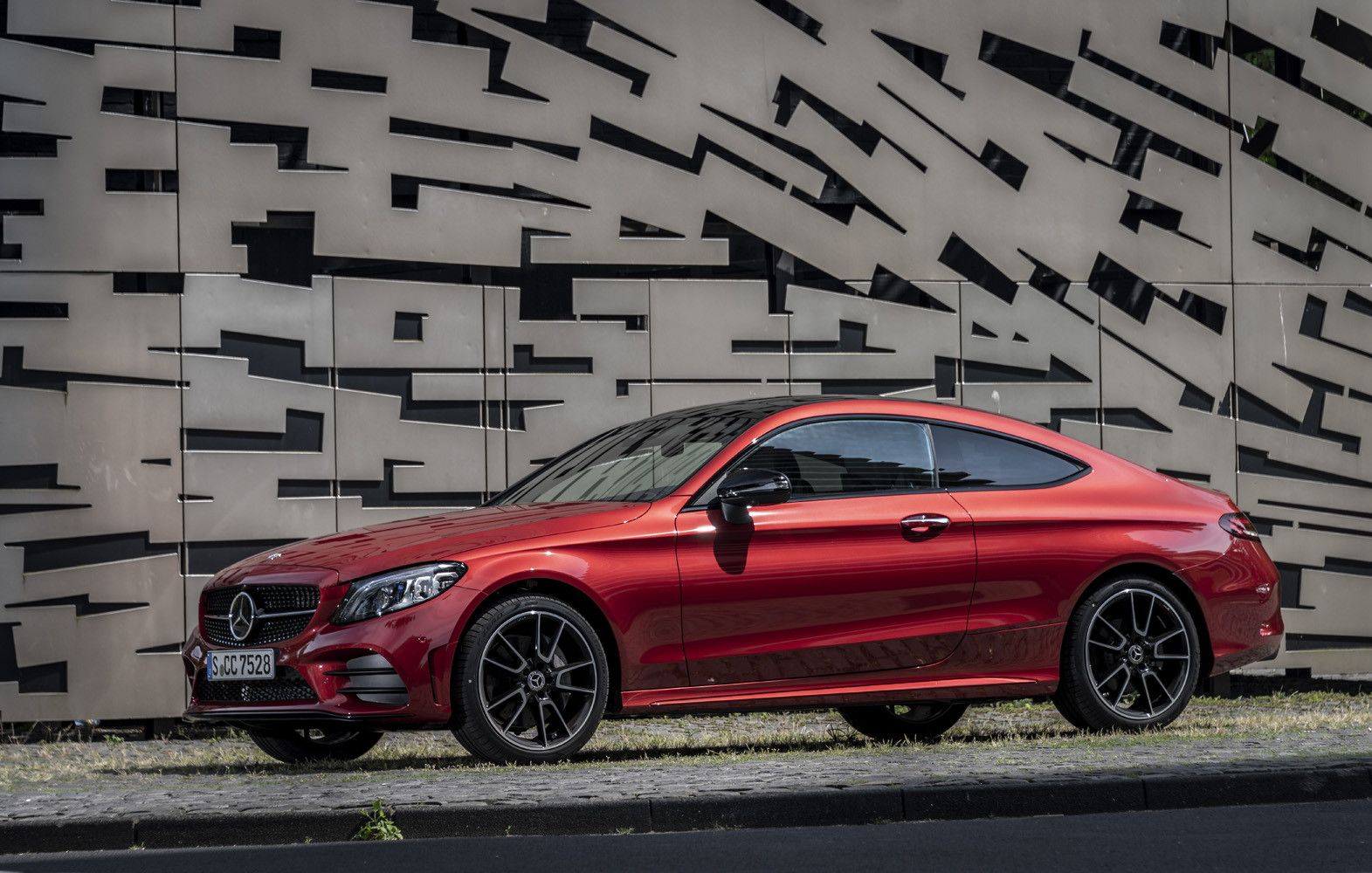 Foto de Mercedes-Benz Clase C 2018, toma de contacto (7/255)