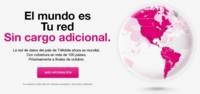 T-Mobile US permitirá hacer uso de sus bonos de datos en 115 países sin coste adicional