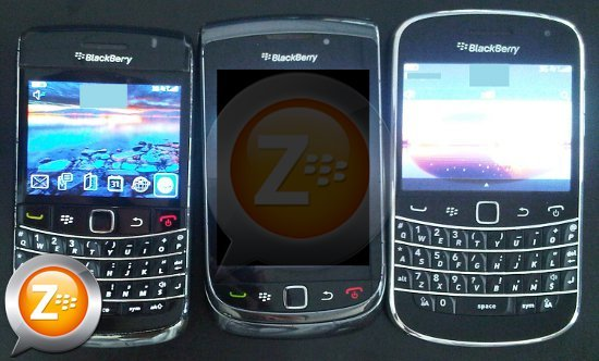 Foto de BlackBerry Bold Touch 9900 se muestra en todo su esplendor en imágenes (2/8)