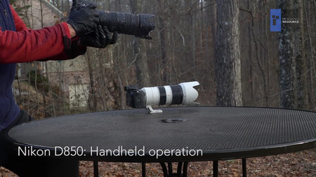 Imaging Resource Test Nikon D850