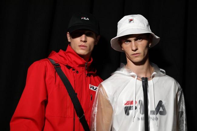 FILA confirma el triunfo del look deportivo con su debut en la Fashion Week de Milán