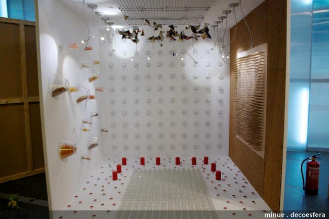 Foto de Ikea al cubo, arte con objetos de decoración (1/10)