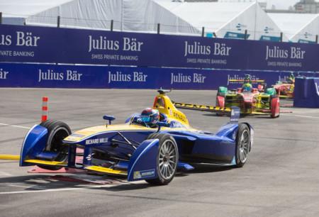 Sebastien Buemi vuelve a la carga en el ePrix más rápido hasta la fecha