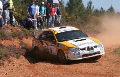Campeonato España Tierra, Rallye Ourense.