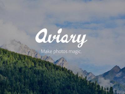 Aviary Photo Editor se actualiza: nuevas fuentes, herramienta de transformación y más