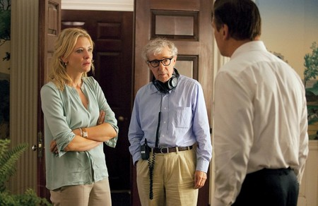 Cate Blanchett y Woody Allen