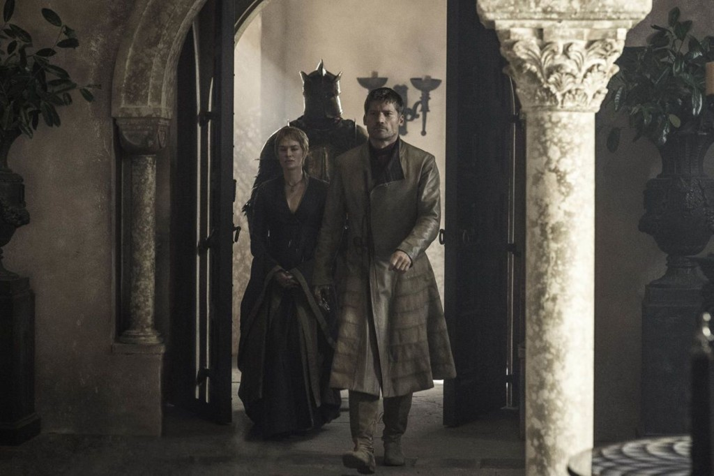 Game of Thrones Cersei Jaime Perjury