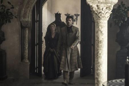 Cersei Jaime Juego De Tronos Perjurio