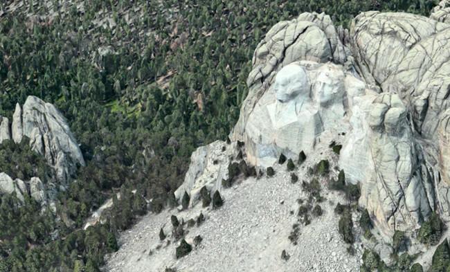 Del Monte Rushmore a Cádiz. Los Mapas de Apple superan las 287 localizaciones con Flyover