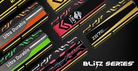 Avexir amplía su gama de memoria con kits BLITZ 1.1 Series