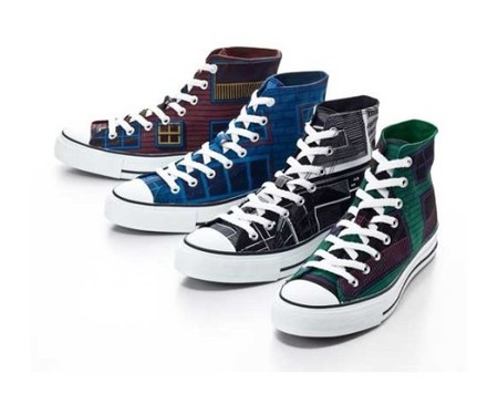 BBC se inspira en la ciudad para sus nuevas zapatillas