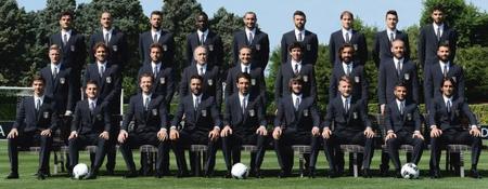 Selección Italiana por Dolce & Gabbana
