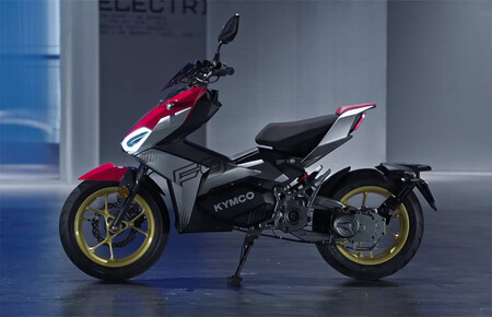 Kymco F9 2021