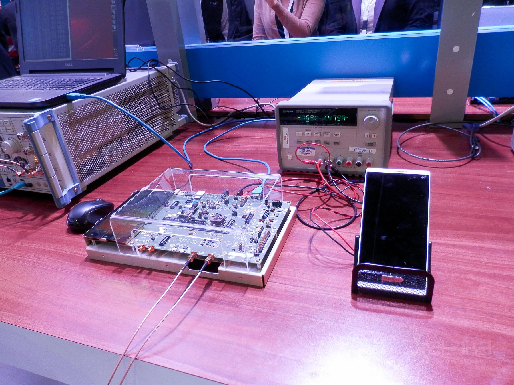 Foto de Intel Atom X3 en MWC 2015 (7/8)